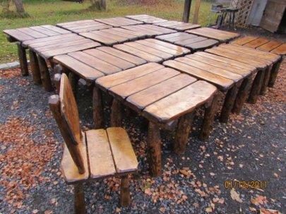 mieszko stol 80 cm - cena 400 zl (1)